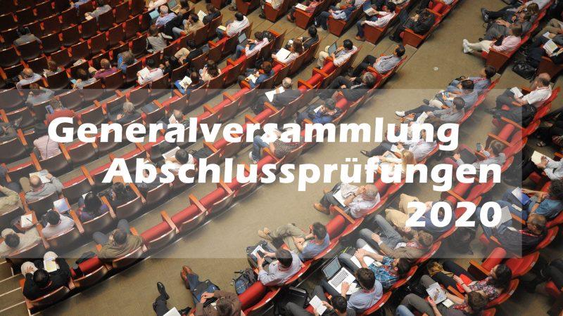 Generalversammlung OS